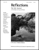 Reflections Cover, Summer 2003, by Terrapin